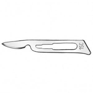 Skalpel nožić veličine 15
