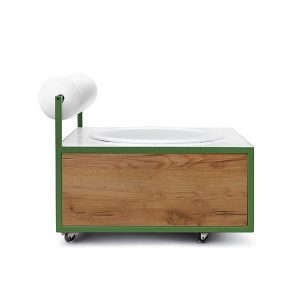 Pedi Line Mini – pokretno postolje za pedikir